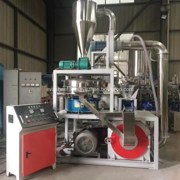 PVC PP PE  Plastic milling machine