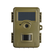 850nm PIR Black Flash Trail Camera