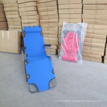 Cadeira de cadeira reclinável portátil dobrável para o repouso do escritório ao ar livre