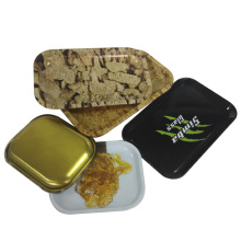 Packing Plastic Plate Rolling Tray for Rolling Paper Smoking