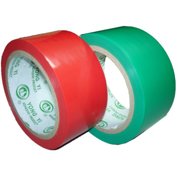 PVC Lane Marking Tapes (150um) with Rubber Base