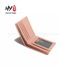 Fashionable fancy top grade material small wallet