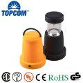 Temperatura de cor branca fresca (CCT) e ABS Material do corpo da lâmpada Lanterna de acampamento
