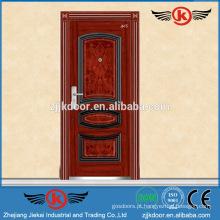 JK-F9011 utilitário porta de fogo de madeira porta de fuga de incêndio