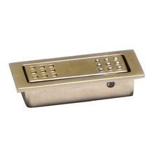 Copper Alloy Password Lock Frame