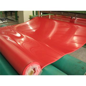 22MPa, 40sh a, 740%, 1.05g/cm3 Pure Natural Rubber Sheet, Gum Rubber Sheet