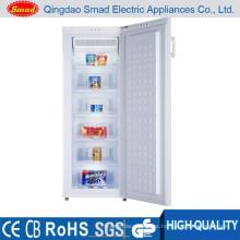 Habitación fría vertical criogénica de una puerta Congelador sin refrigerador