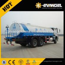 Caliente !!! Camión del tanque de aceite del alto rendimiento, camión del tanque de combustible de la capacidad 25000L para la venta