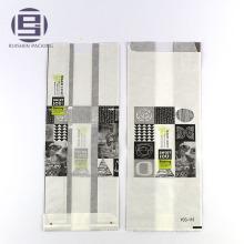 Boulangerie imprimée personnalisée utilisée sacs à pain en papier