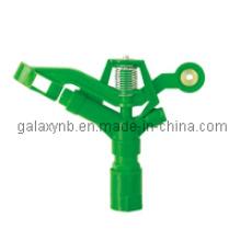 "Full Circle Plastic Impact Sprinkler with 1"" Female Threads"