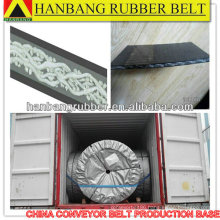 PVC solid woven conveyor belts 1000s six class