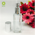 Wholesale pocket glass cosmetic bottle perfume spray bottles screw top glass perfume bottles 30 ml