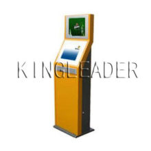 Interactive 17 Inch Touch Screen Information Kiosk For University,medical Center