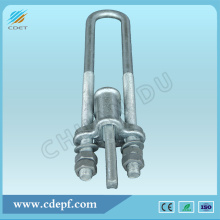 Guy Wire Fitting Ajustable Wedge Clamp
