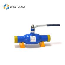 JKTL 2017 nueva moda directamente enterrada subterránea 90 mm de liberación rápida válvula de bola de vástago ascendente