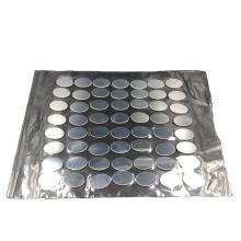 13 * 9mm Ag revestimento H-K9L Substrato reflete espelho óptico
