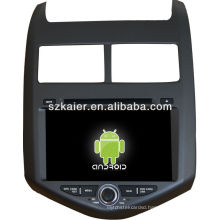 car dvd player for Android system Chevrolet AVEO