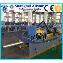 Acier inoxydable tubes soudés de toit en acier métal fabricant faisant la machine