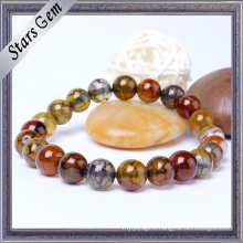 The Colorful Charming Natural Agate Stone Bracelet