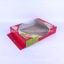 Fabrikproduktion Kinder Spielzeug Verpackung Wellpappe