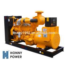 Honny High Economy Engine Tipo Silencioso 250kW Generador Diesel