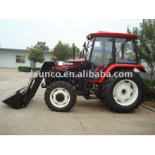804 Traktor mit Frontlader TZ10D