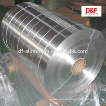 8011 Papel de aluminio de 1235 micras para embalaje