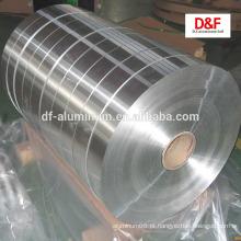Folha de alumínio 8011 1235 mícron para embalagem