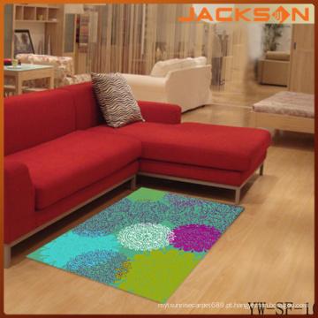 Tapete de assoalho indoor tapete de impressão