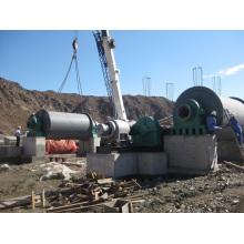 Ball Mill For Quartz Sand Power Grinding Plant