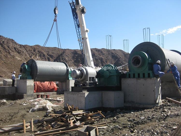 Chromite Ore Mining Equipment
