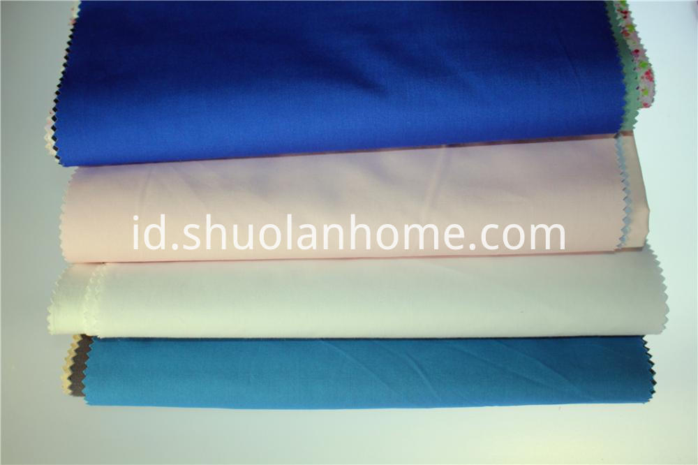 Plain Fabric Dyed Fabric