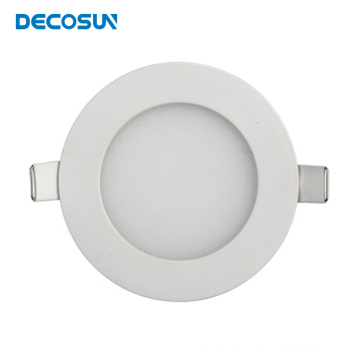 Round LED panel lights Dimmable Ultra Slim