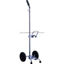 Portable Oxygen Cylinder Cart