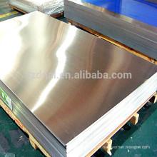 3003 Folha de alumínio para preço da cortina de parede
