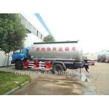 Top Performance Dongfeng 153 caminhão de cimento a granel, caminhão de transporte de cimento a granel 4x2