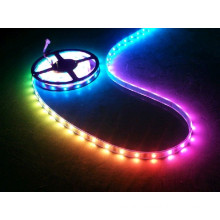 Non-Waterproof RGB Flexible Strip with Chasing (30LEDs/M)