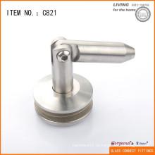 Conectores de pared de aluminio