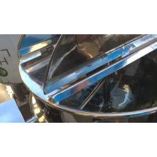 Промышленный паровой / электрический наклоняемый чайник с мешалкой / мешалкой