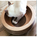 cat Kitten scratching bed for pet toys