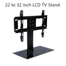 Dois usando o suporte de TV Wall Mount Rack e TV