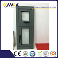 Competitive Price Sliding French Aluminum Residential Window with SGS Approved