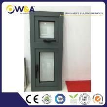 Tailles de la fenêtre de battement en aluminium standard australien avec certificat SGS