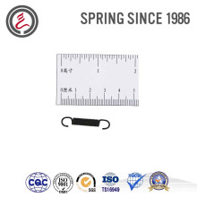 Stainless Steel Tension Spring with Hooks