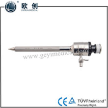 Magnetic Reusable Surgical Endoscopic Trocar