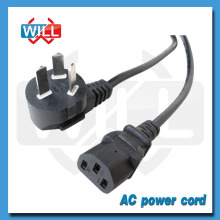 SAA 10A 25V australia retractable power cord with IEC plug
