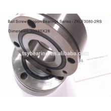 Rolamento de apoio de parafuso de esfera ZARF2575LTV