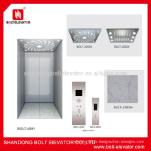 Ascenseurs Type ascenseur personne