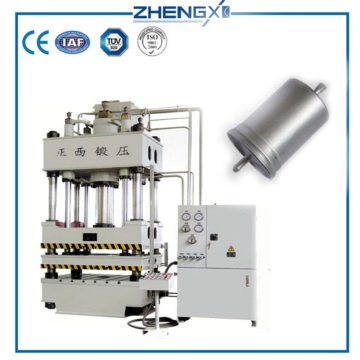 4 Column Cold extrusion Hydraulic Press Machine 1400T