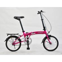 """Bicicletas plegables de bicicleta de ciudad de aleación pequeña de 16 """"(FP-FDB-D013)"""